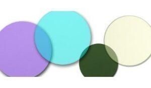 Lens Colors for Prescription Safety Glasses