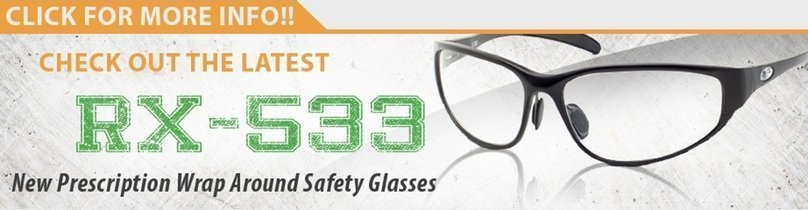 Prescription Safety Glasses row banner