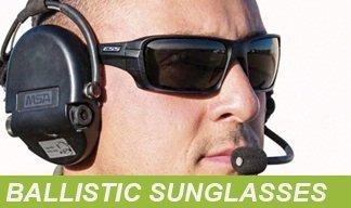ESS Prescription Eyewear: Ballistic Sunglasses