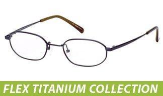 OnGuard Prescription Eyewear: Flex Titanium Collection
