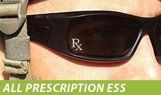 ESS Prescription Eyewear: All Prescription Eyewear