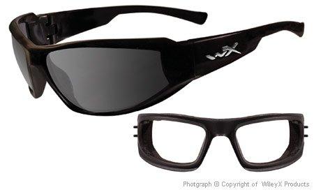 bce3717c8d71d Wiley X Jake Prescription Safety Glasses - Rx Prescription Safety Glasses