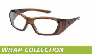 OnGuard Prescription Eyewear: Wrap Collection
