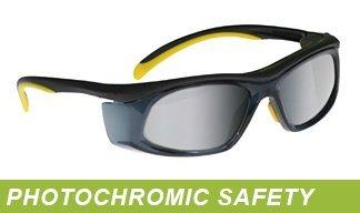 Photochromic Safety Glasses