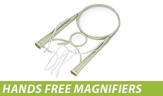 Hands Free Magnifiers