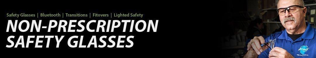 Non-Prescription Safety Glasses
