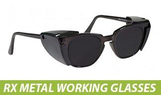Prescription Metalworking Glasses