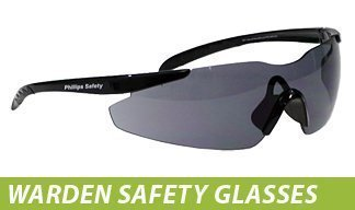 Warden Safety Glasses