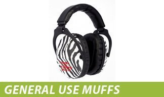 General Use Hearing-Protective Headphones