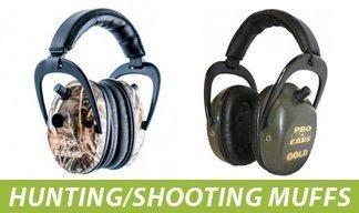 Hunting and Shooting Hearing Protective Muffs