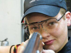 Stick on Bifocals for Shooting