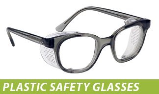 Plastic Safety Glasses