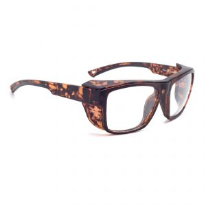Prescription Safety Glasses #RX-X25-BULK Tortoise