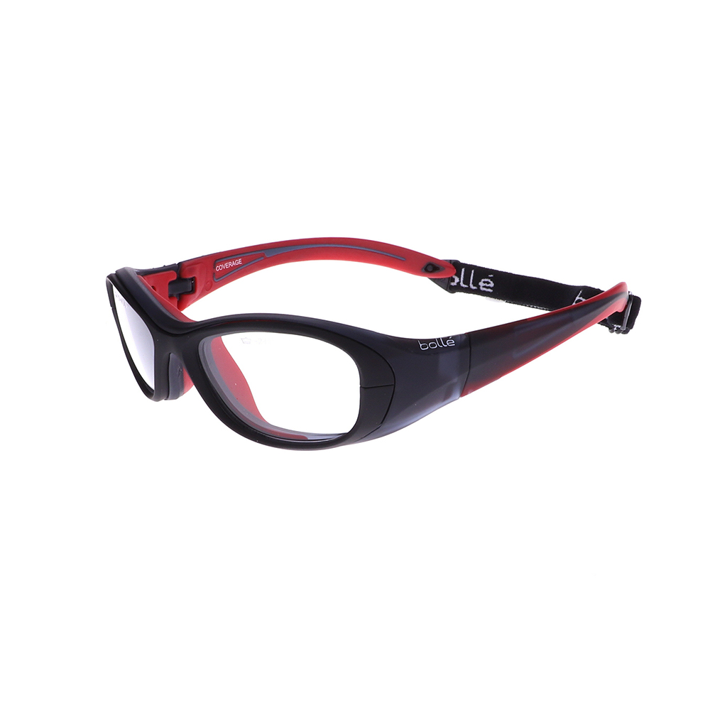 Bolle Coverage 11882 Black Red