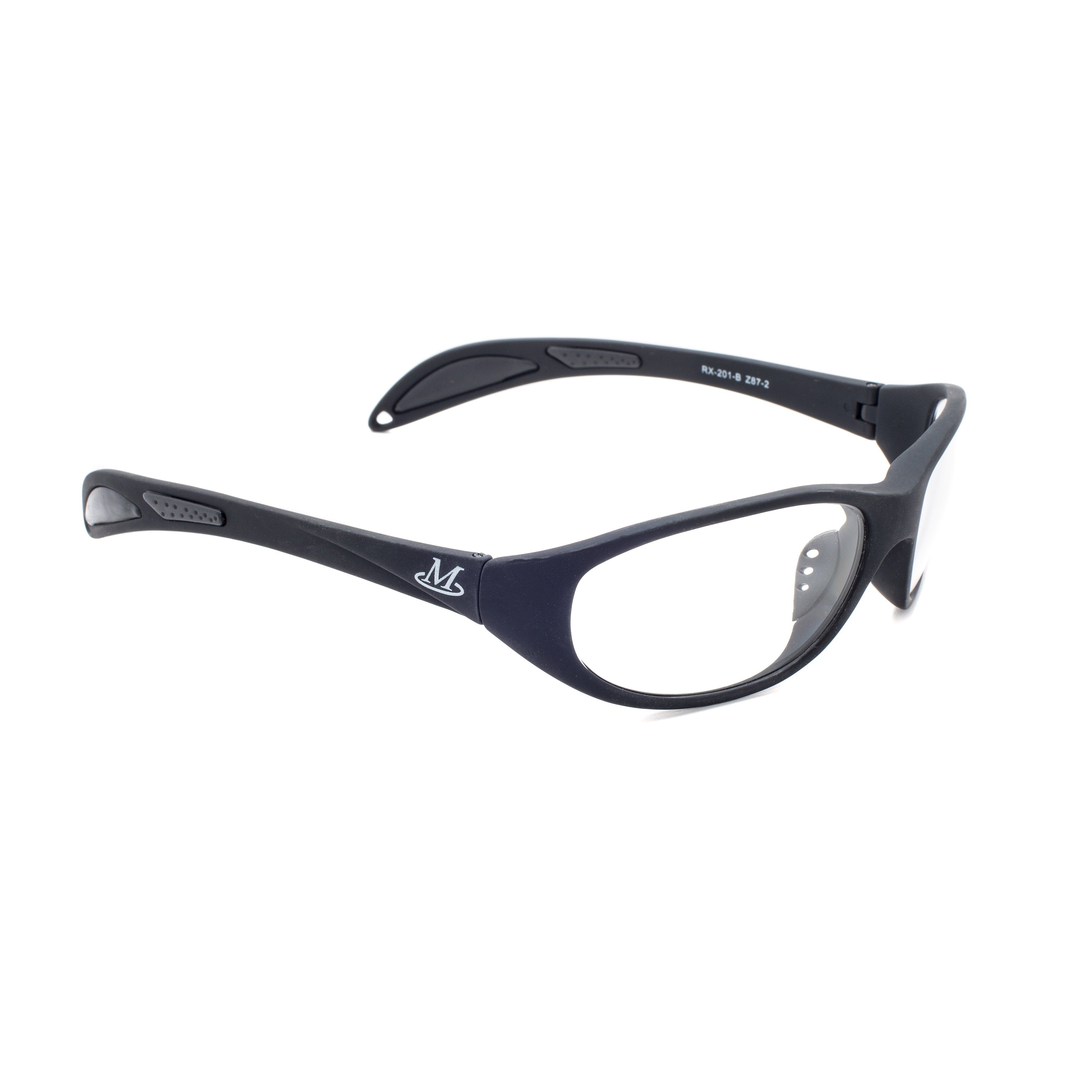 95c45fa98e9 Prescription Safety Glasses RX-201 - Prescription Safety Glasses