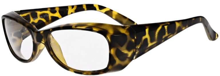 Model RX-375 Safety Glasses in Tortoise RX-375-T