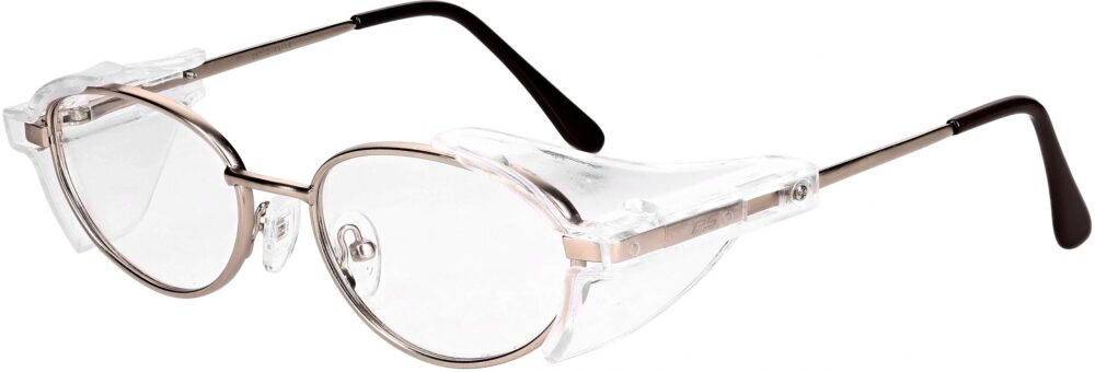 RX-500 Safety Glasses in Gold RX-500-G