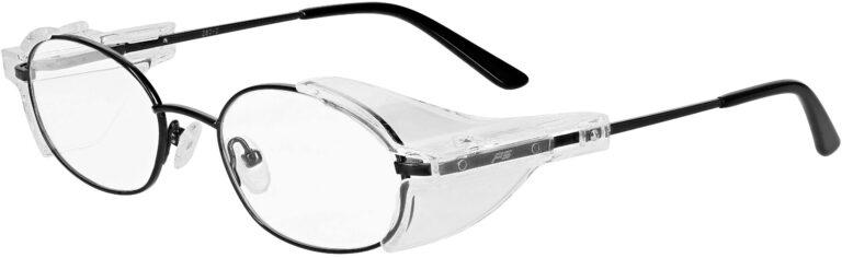 Model RX-700 Gunmetal Safety Glasses RX-700-GM