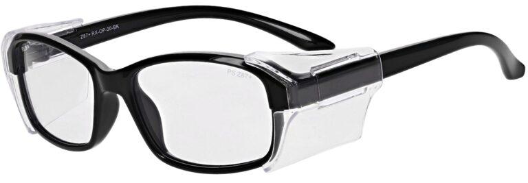 Model RX-OP30 Safety Glasses in Black RX-OP30-BK
