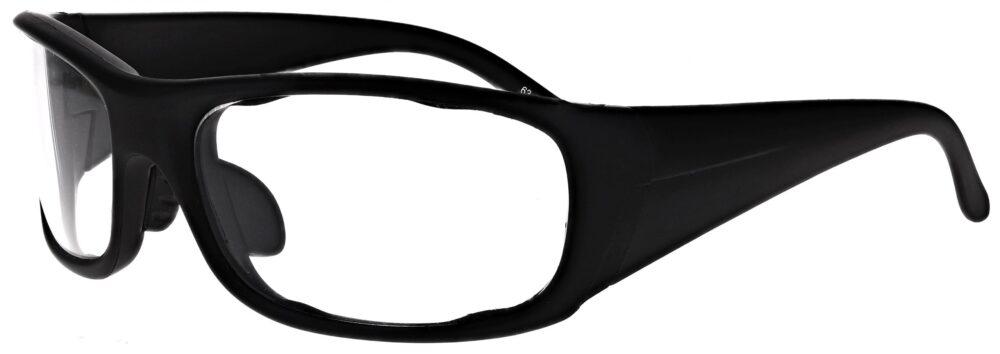 Prescription Safety Glasses RX-P820 in Black