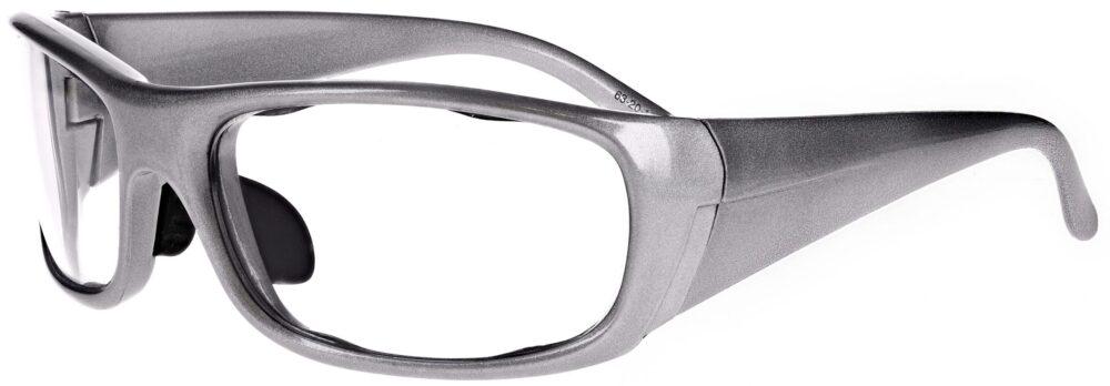 Prescription Safety Glasses RX-P820 in Silver