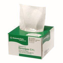 box of kimwipes ex l   ply