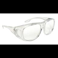OnGuard Plano Guardian Safety Glasses, Plastic Frame, #OG-GUARDIAN