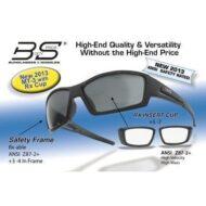Body Specs MT-3 Matte Black Frame