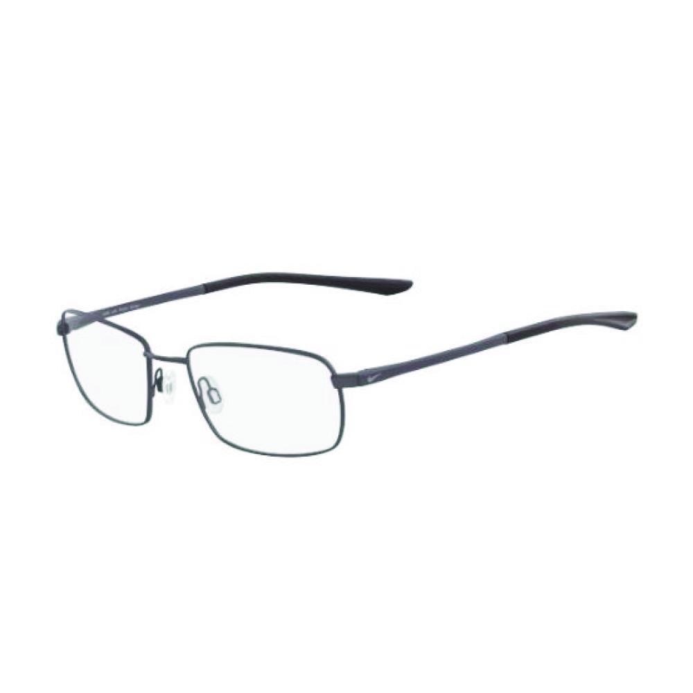 8dc5775fb78a ... Men's Glasses; Nike 4294 Eyeglasses. Nike BLACK · Nike SATIN GUNMETAL