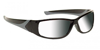 Photochromic Bifocal Safety Glasses