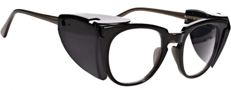 Model RX-70PC Safety Glasses in Grey RX-70PC
