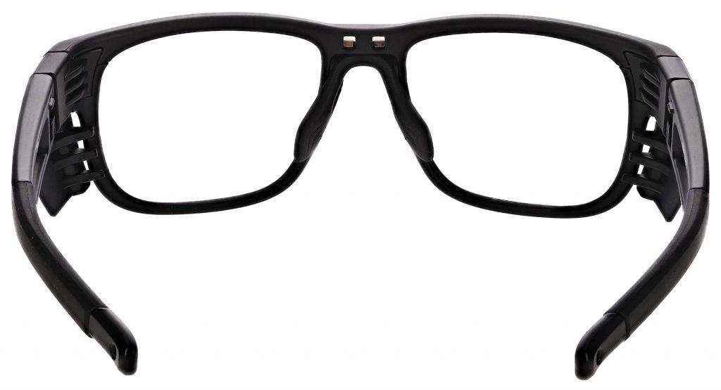 Model RX-F126 Safety Glasses in Black RX-F126-BK