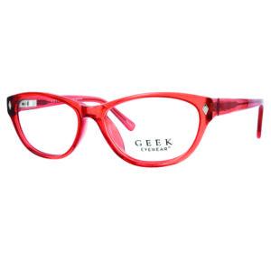GEEK CAT  RED