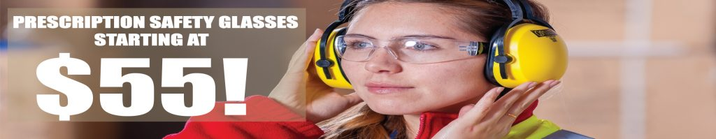 prescription safety glasses starting at  dollars