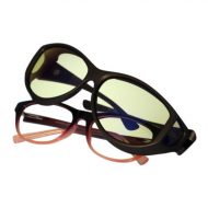 Twilight Night Driver Glasses, Model C805T, Slip Stream (LX)