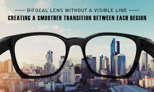 Progressive Bifocal glasses