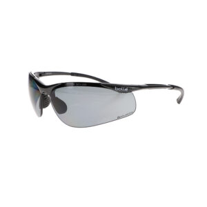 Bolle Contour Safety Glasses with Polarized Grey Lens BO-CONTOUR-40048