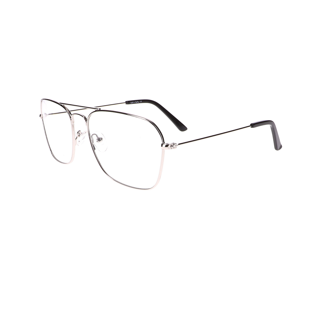 Eight to Eighty Navigator Silver Eyeglasses ETE-NAVIGATOR-S