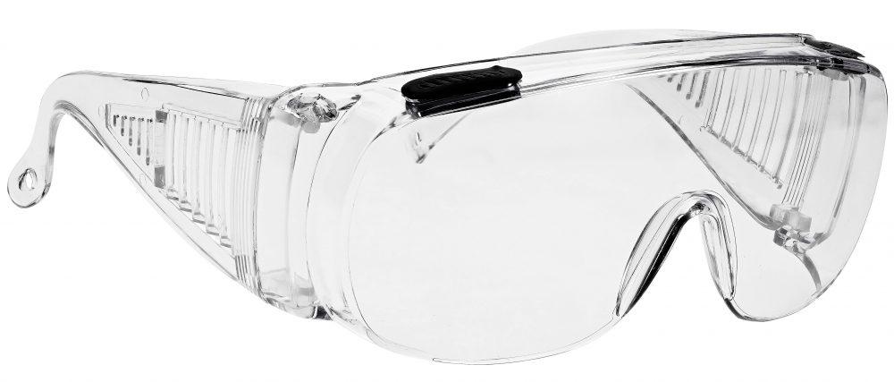 Model SP16 Safety Glasses PSG-SP16-CLR
