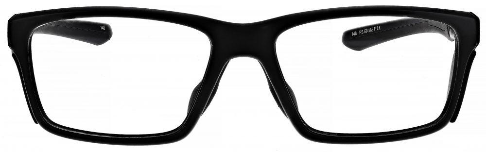 RX-P104 Prescription Safety Glasses in Black